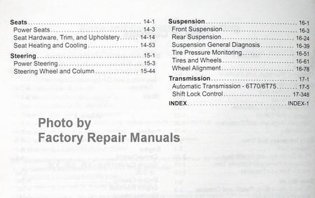 2012. mazda 5 shop manual -owners