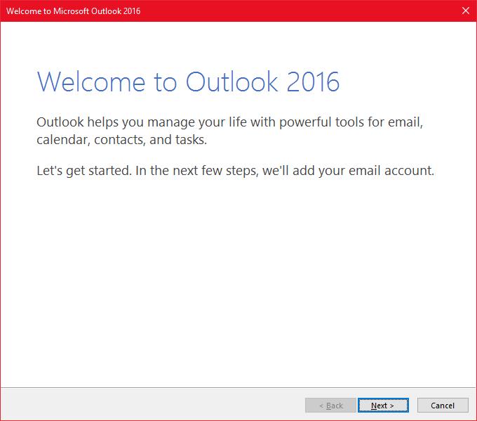 outlook 2016 manual account settings kerio