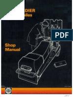 2001 ski doo formula deluxe 600 owners manual