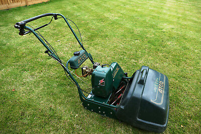 atco commodore lawn mower manual