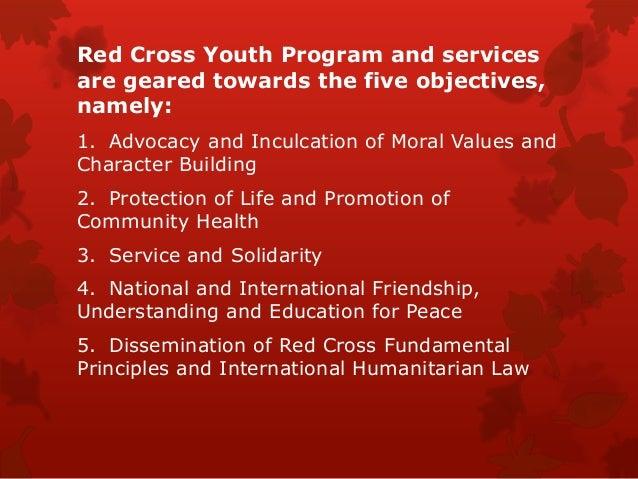 philippine red cross training manual