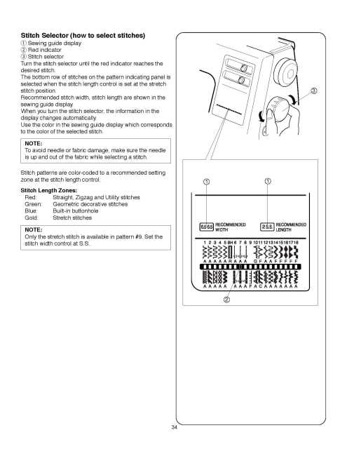 janome pink ribbon sewing machine manual