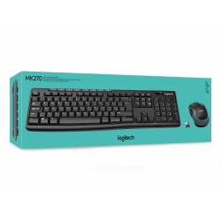 logitech k330 keyboard and mouse manual