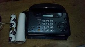 panasonic fax phone answering machine manual