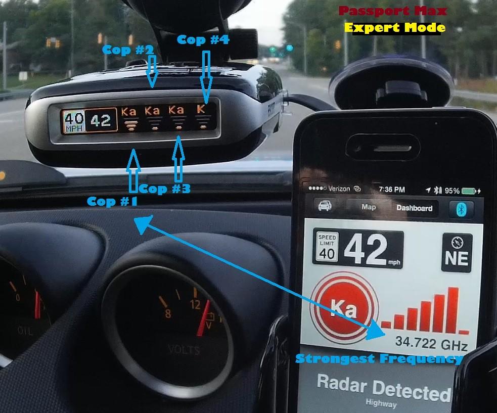 escort radar max 360 manual