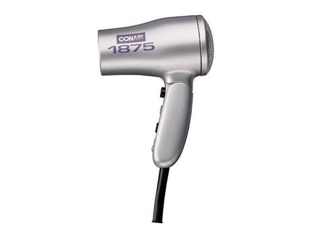 conair 1875 watt hair dryer manual