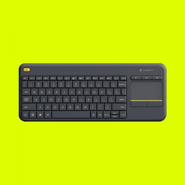 logitech wireless touch keyboard k400 plus manual