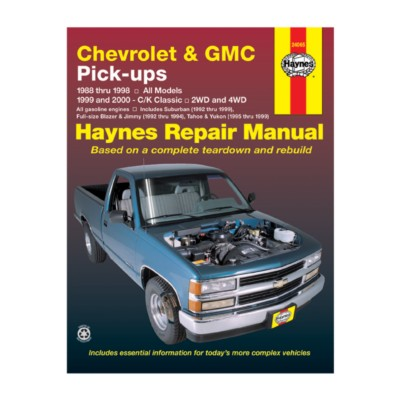 are haynes car repair manuals worth buying