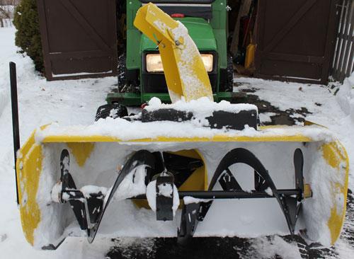 john deere 44 inch snow blade manual
