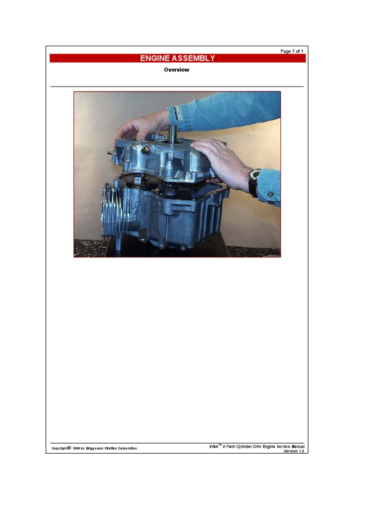 402400 brigg stratton shop manual