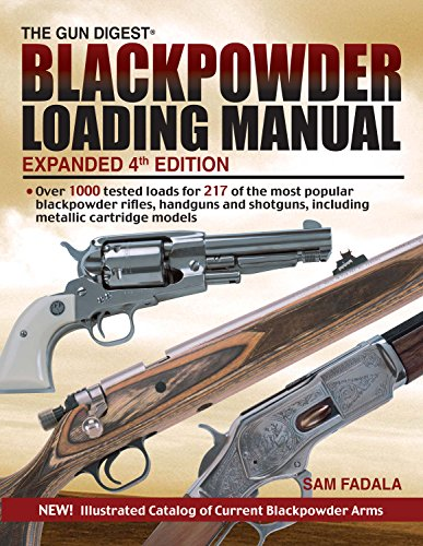 gun digest black powder loading manual