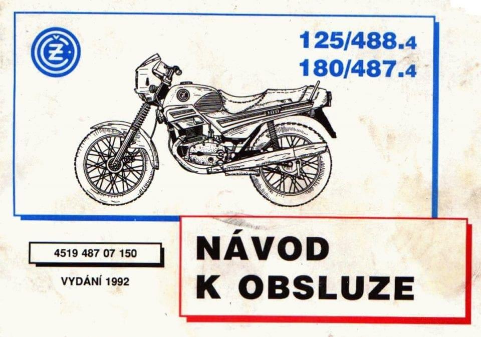 jawa cz 180 enduro manual