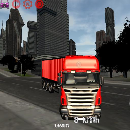 manual car driving simulator free