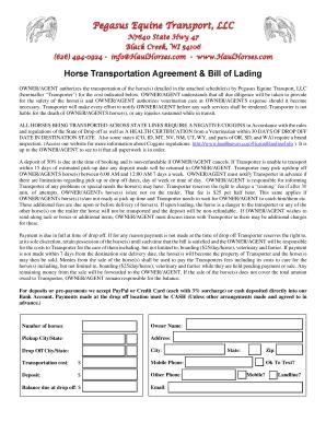 manual bill of lading gc.ca