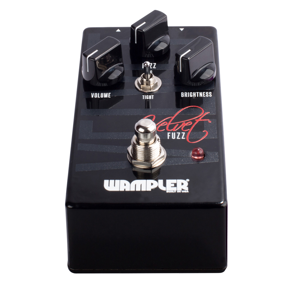 wampler faux tape echo v2 manual