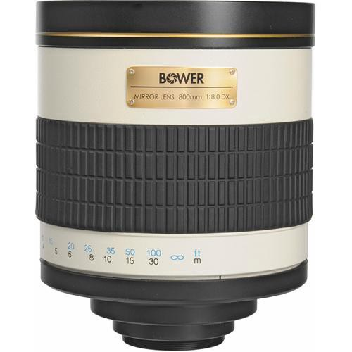 bower 500mm f 6.3 manual focus lens review