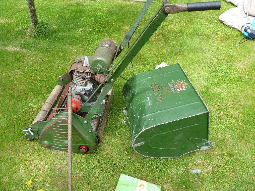 atco commodore lawn mower manual