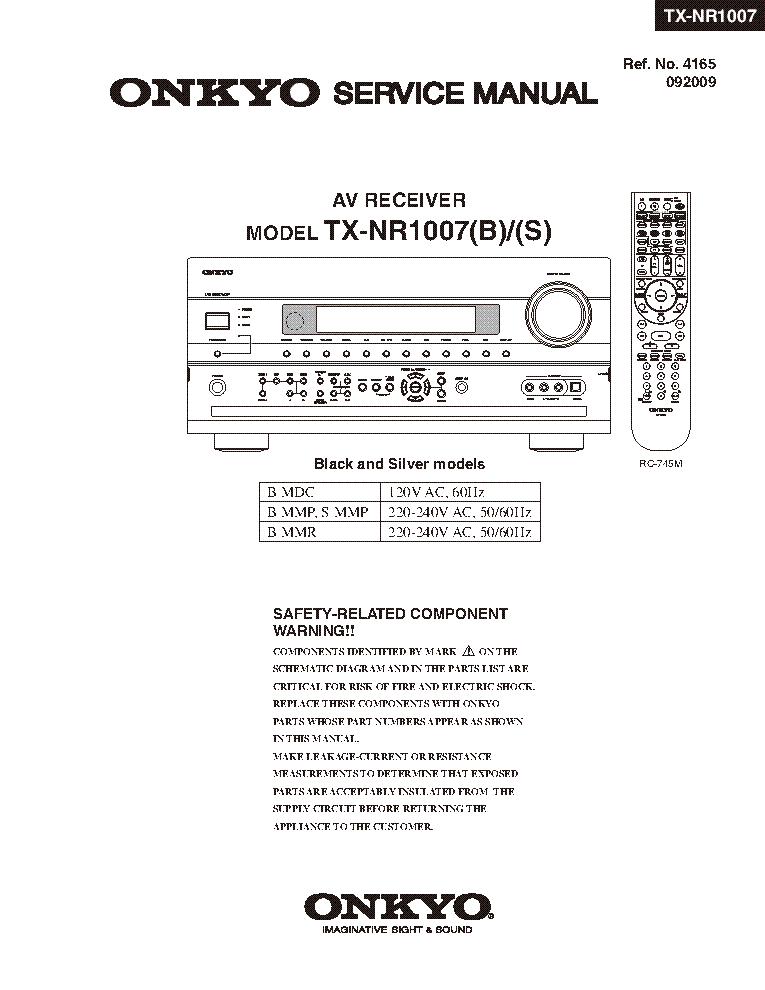 onkyo tx-nr 676 advanced manual