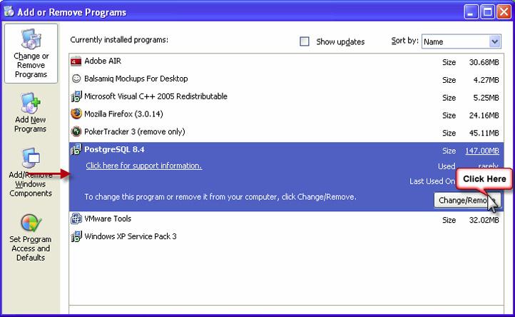 manually remove error report files
