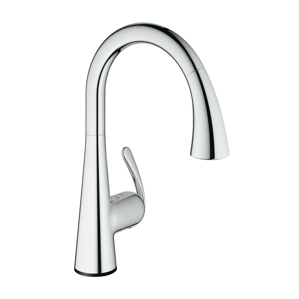 grohe ladylux cafe faucet manual