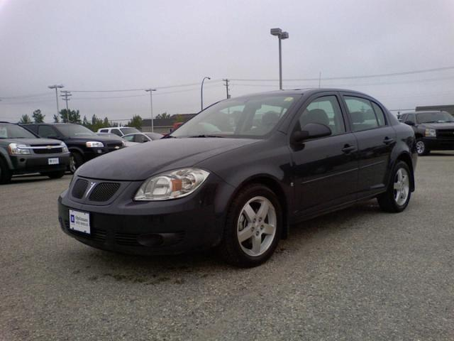 2008 pontiac g5 manual coupe
