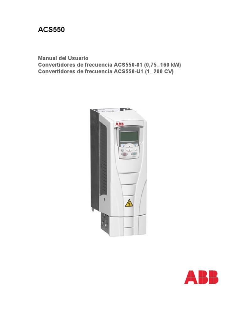 abb acs800-01 manual pdf