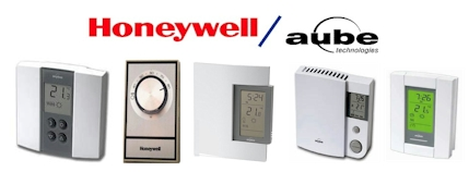 aube by honeywell ti033 manual