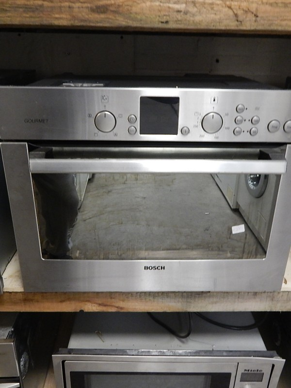 bosch gourmet microwave oven manual