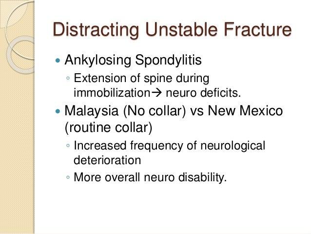 manual techniques for ankylosing spondylitis patients
