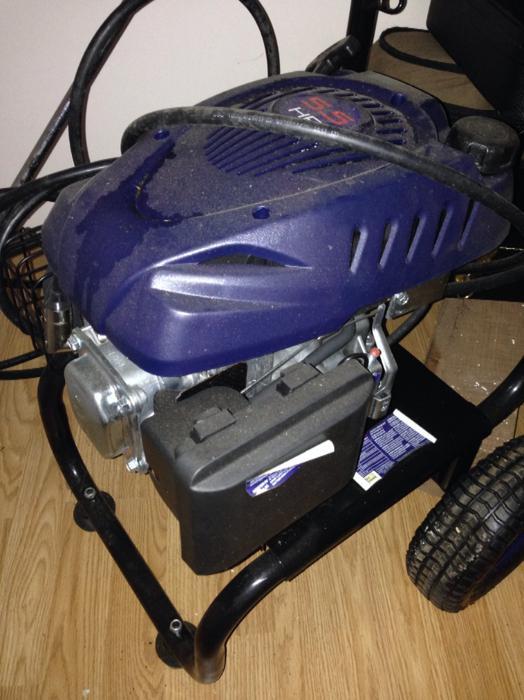 kartcher gas pressure washer g2700 manual