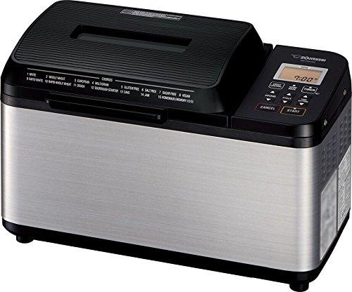 zojirushi bread machine bb-pac20 manual