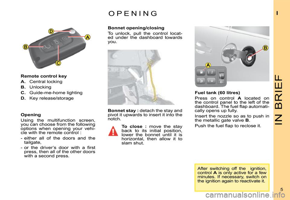 citroen c4 picasso 2008 manual