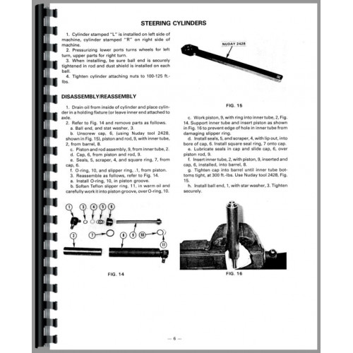 massey ferguson 20 industrial tractor manual