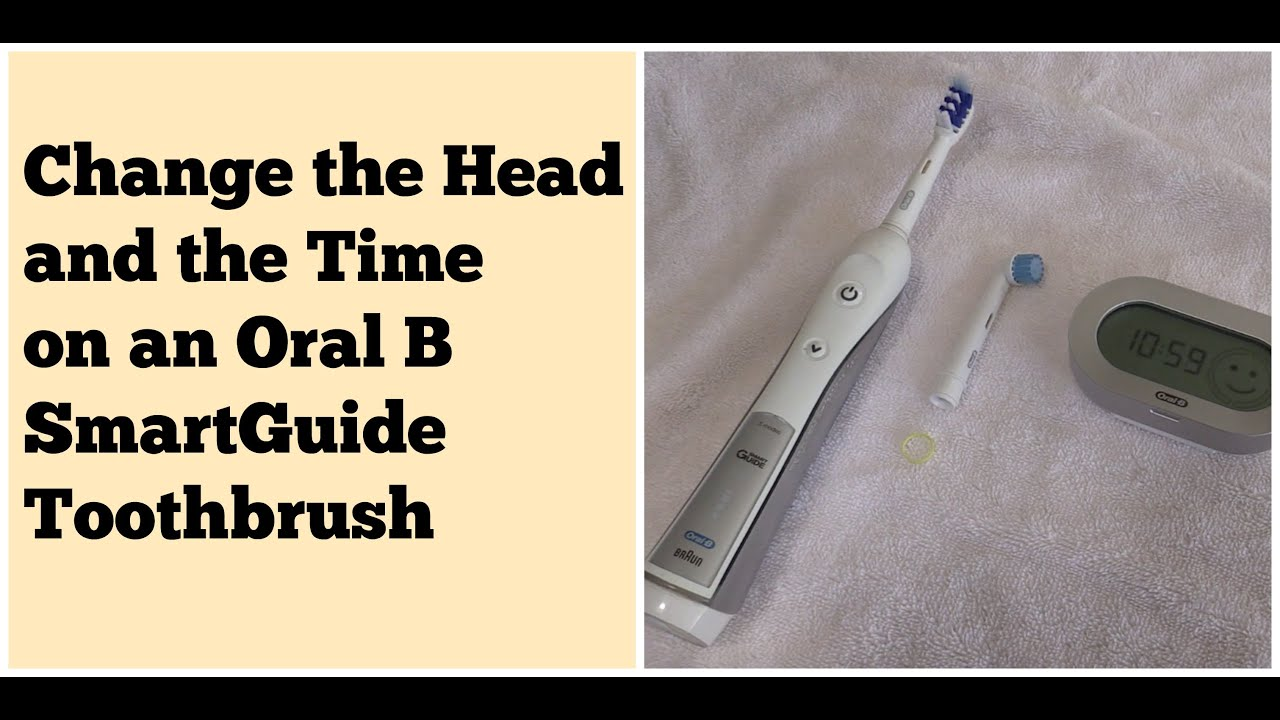 oral b triumph toothbrush manual