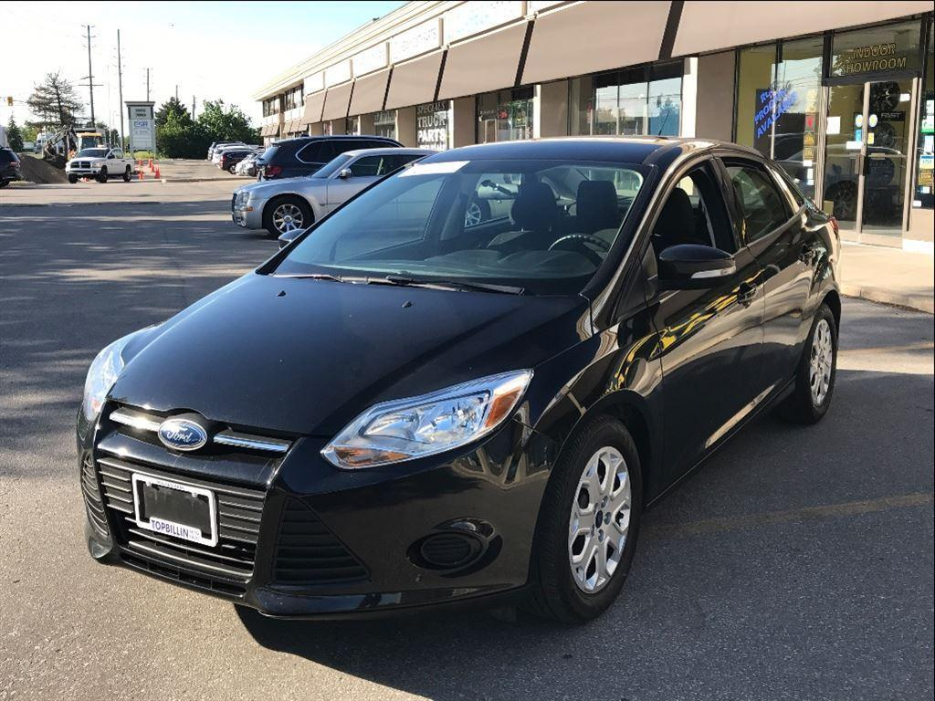 ford focus manual used ontario