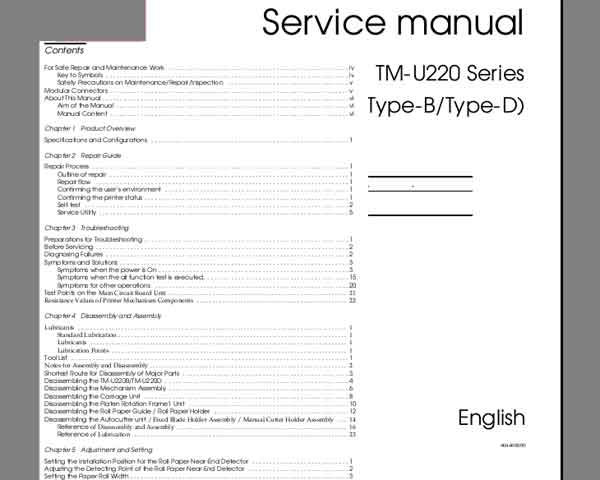 epson tm t88v-i manuals