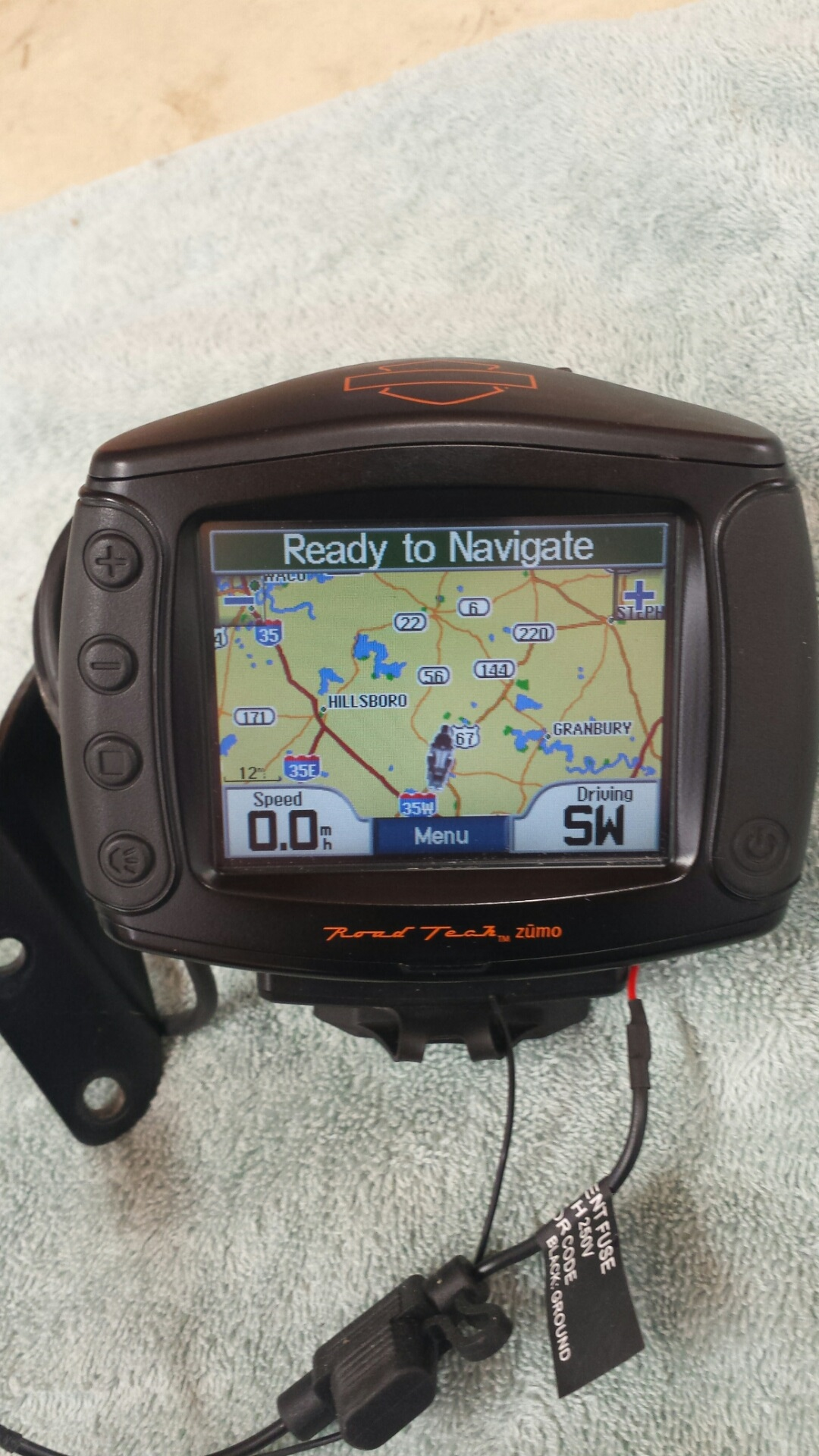 garmin gpsmap 527xs installation manual