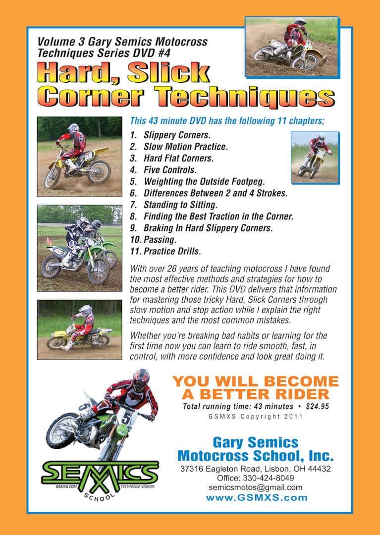 gary semics motocross practice manual