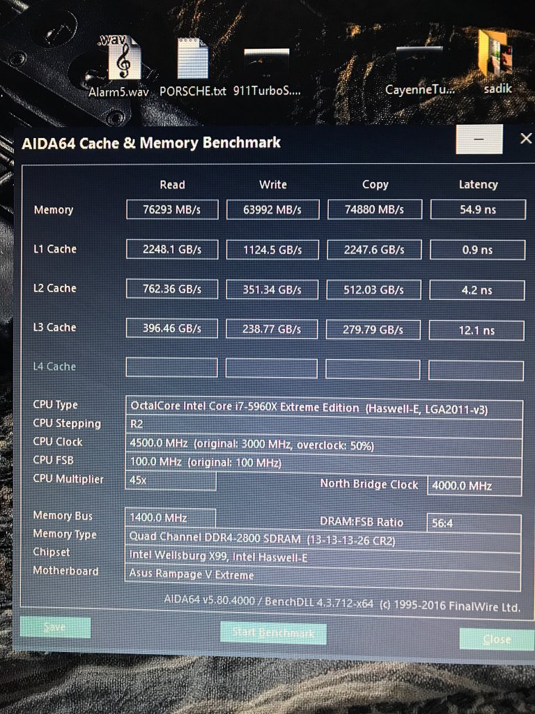 how to save my manual core voltage setting