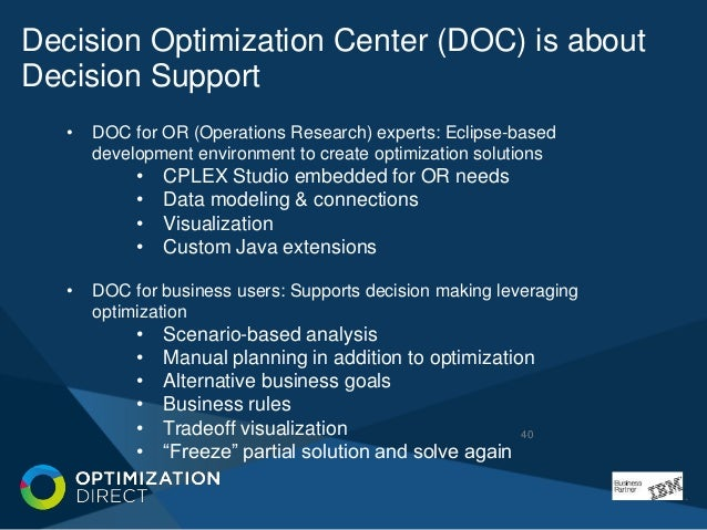 ibm cplex optimization studio manual