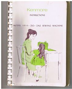kenmore sewing machine 15752 manual