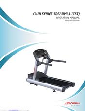 life fitness treadmill maintenance manual