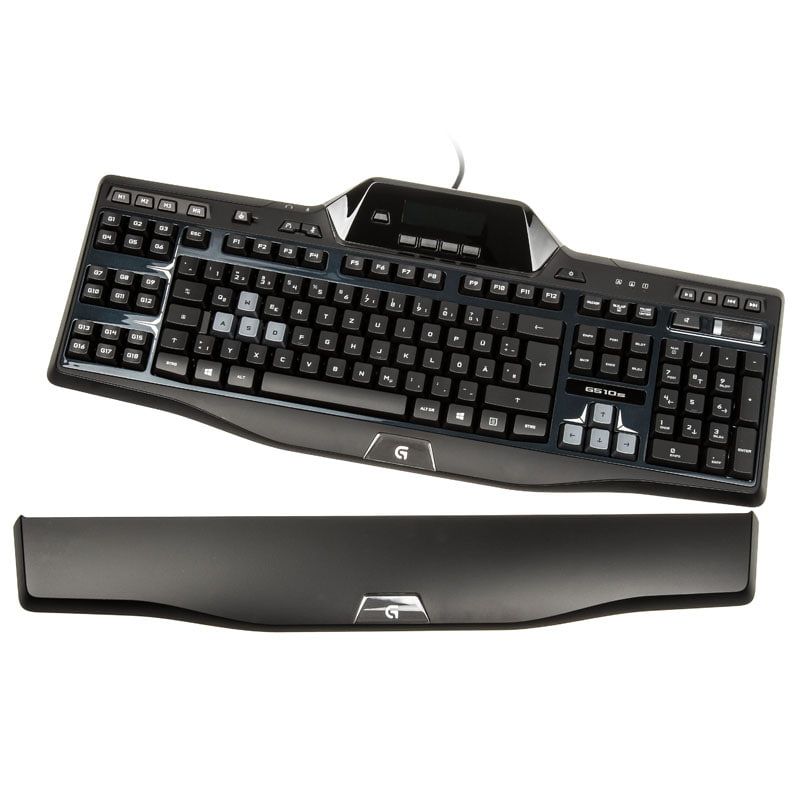 logitech g510s gaming keyboard manual