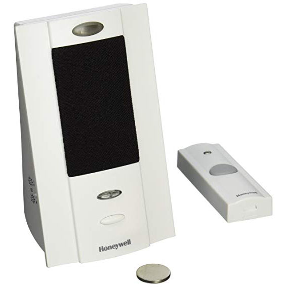 manual for honeywell wireless doorbell rcwl105a1003 n