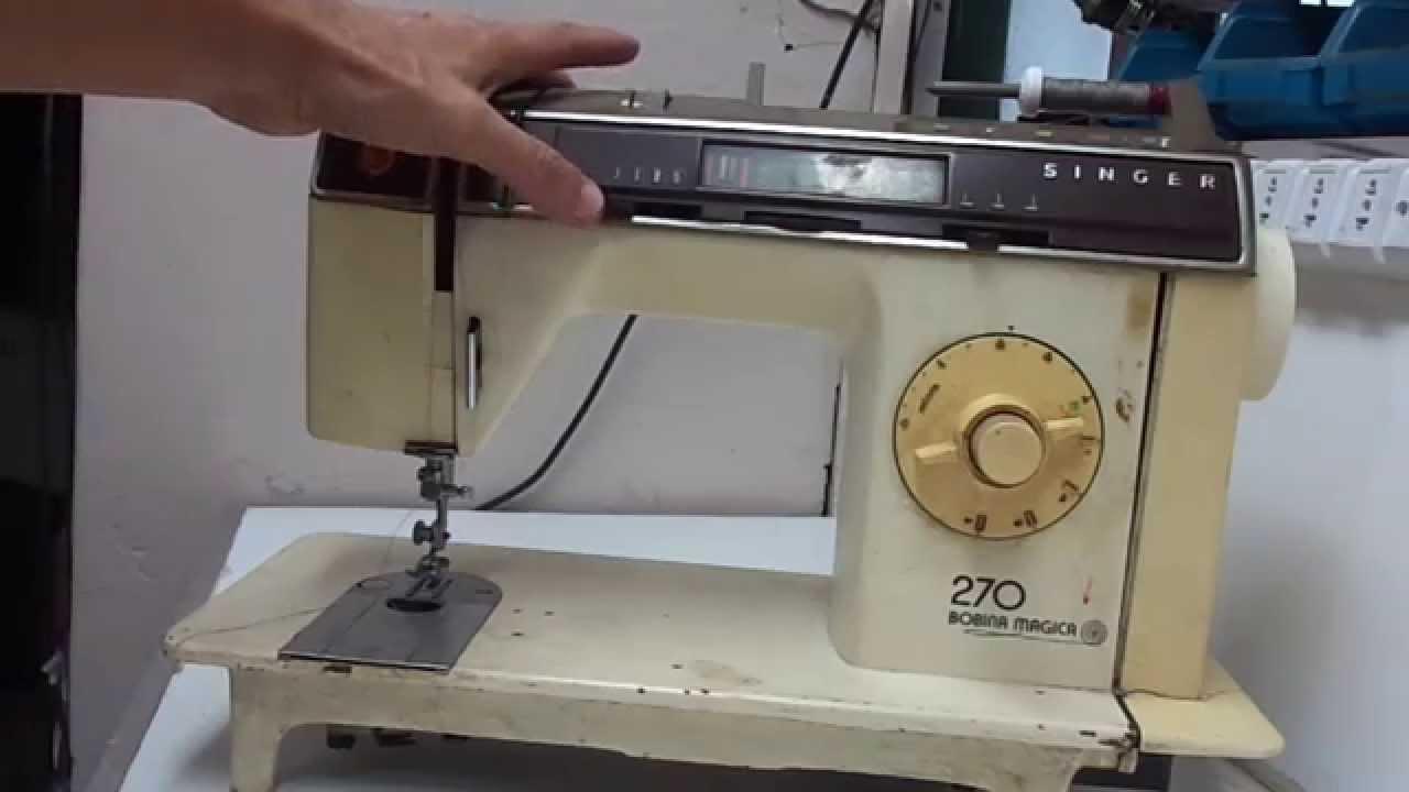 maquina de costura basico manual