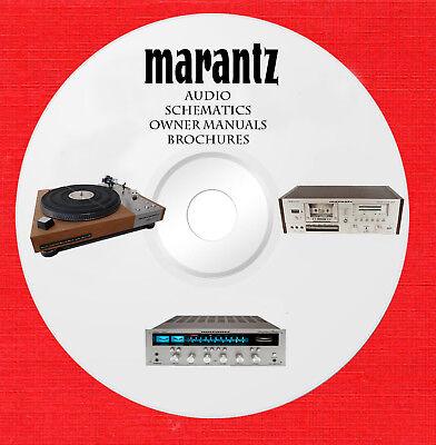 marantz 6300 turntable service manual