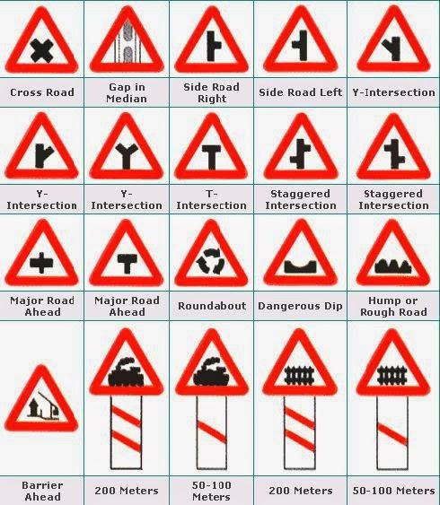 ontario traffic manual rough road