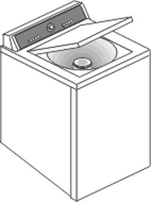 sears washing machine repair manual