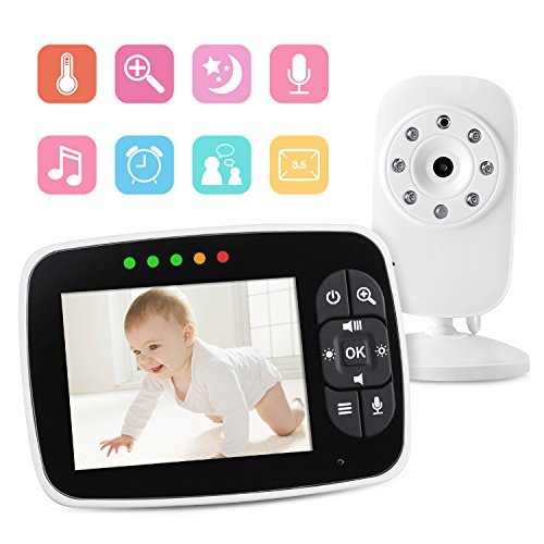 smilism video baby monitor manual