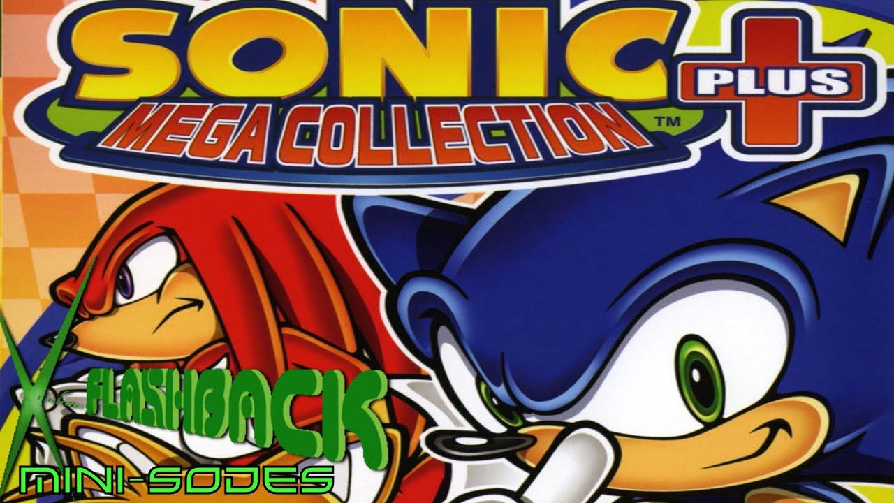 sonic mega collection plus manual